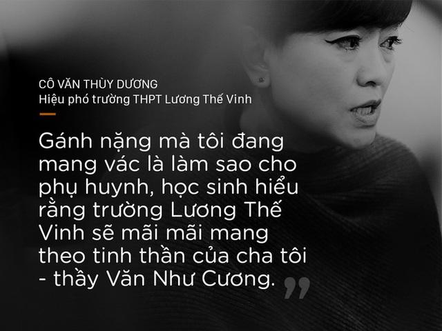Cô Dương chia sẻ, điều quan trọng nhất mà thầy Cương muốn khẳng định là khi có tinh thần tốt, bệnh nhân K sẽ chiến thắng căn bệnh ung thư quái ác.