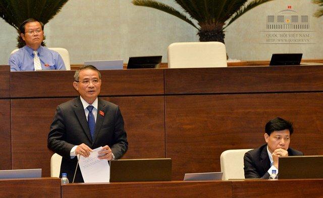 Bộ trưởng GTVT Trương Quang Nghĩa