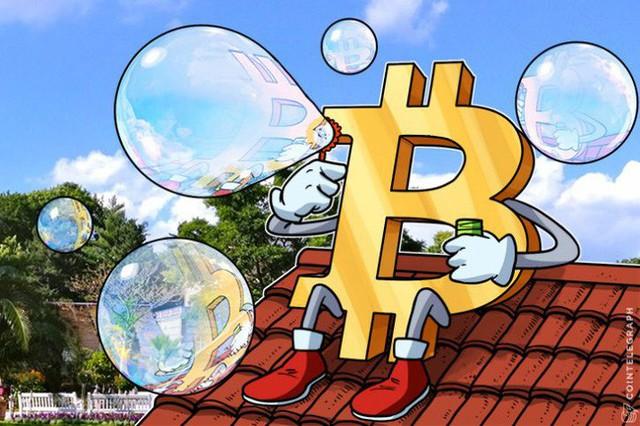 Bong bóng Bitcoin được cảnh báo có thể vỡ do mức độ rủi ro của nó