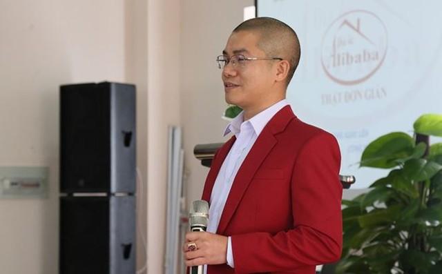 Ông Nguyễn Thái Luyện- Giám đốc Cty Alibaba thừa nhận chưa xin được giấy phép đầu tư dự án Tây Bắc Củ Chi