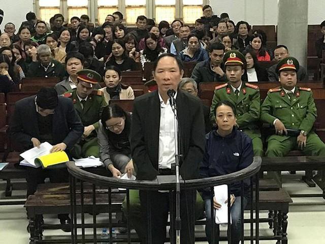 Bị cáo Phan Minh Nguyệt
