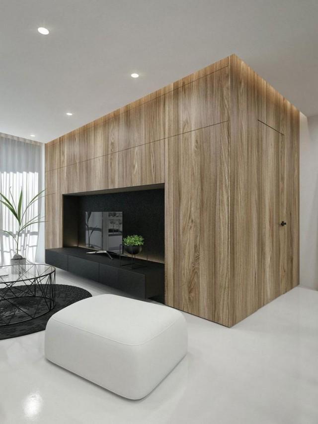 Màu đen kết hợp có màu trắng sẽ tạo ra sự đối lập trong bố cục màu sắc, tạo nên các điểm nhấn thú vị cho không gian ngôi nhà của quý khách, tạo nên cảm giác ấn tượng và lôi kéo cho người nhìn.