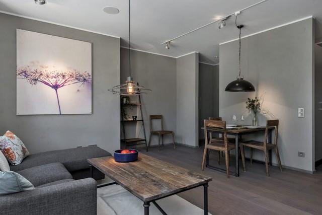 Không quá cầu kỳ và sang trọng nhưng ngôi nhà luôn mang đến cảm giác thân thiện và vô cùng gần gũi.