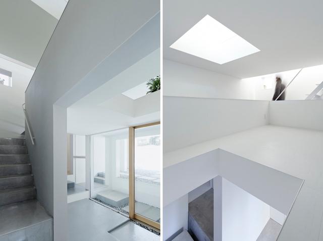 Tầng 1 ngôi nhà gồm: 1 phòng ngủ lớn và 2 phòng ngủ nhỏ, nhà tắm, khu vệ sinh riêng biệt.