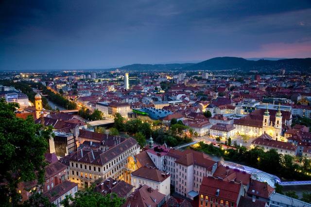 Thành phố Graz