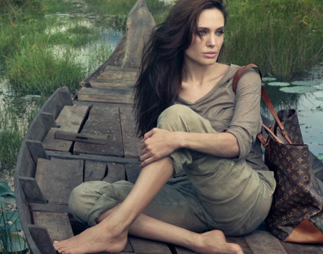 Nhiều người tin rằng Angelina đang thắng và sẽ chắc thắng. Nhưng có thật là như thế?