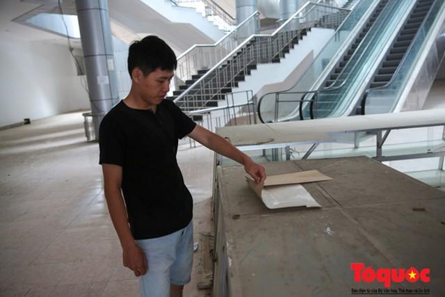 Cận cảnh trung tâm thương mại lớn nhất Lạng Sơn ế khách suốt 9 năm - Ảnh 7.