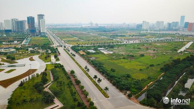 Theo ghi nhận của PV Báo điện tử Infonet trong chiều ngày 24/10, hầu hết các hạ tầng của tuyến đường đã được hoàn thành, sẵn sàng đưa vào sử dụng.