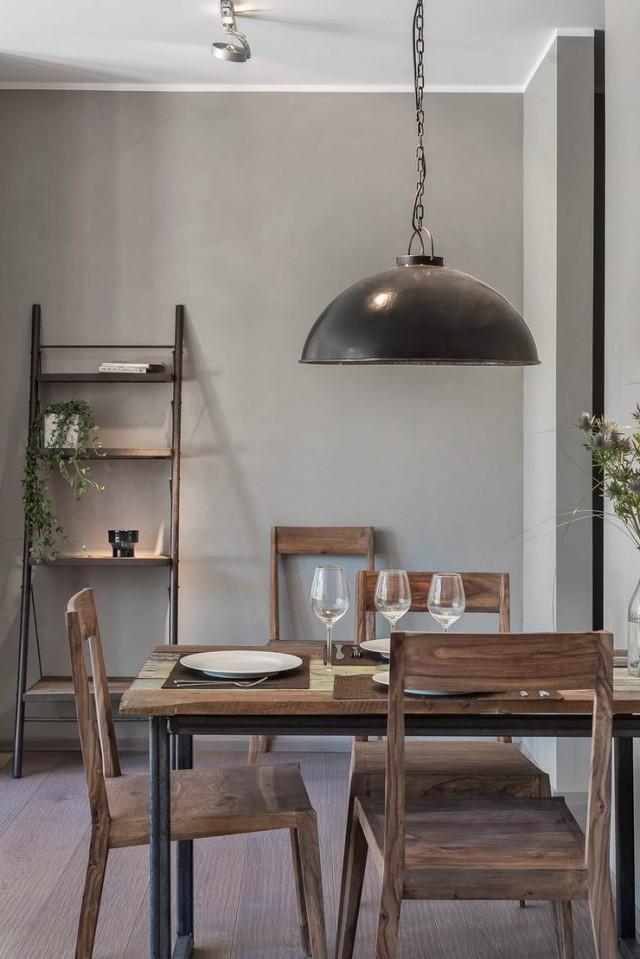 Lối thiết kế đơn giản, đồng điệu nhưng được sắp xếp tỉ mỉ, thông minh tạo ra một không gian sống hiện đại và vô cùng tiện nghi.