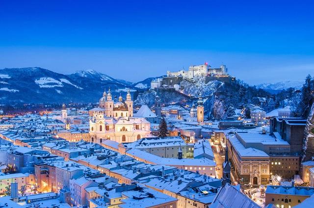 Thành phố Salzburg