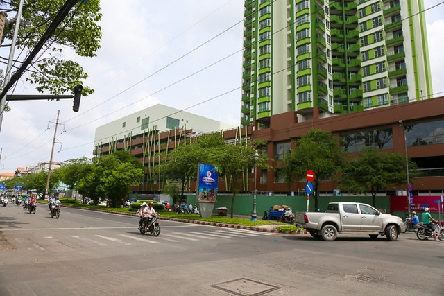 Sau khi được đổi tên, công năng của Thuận Kiều cũng được thay đổi thành 3 phân khu: Không gian tổ chức sự kiện, trung tâm giải trí - ẩm thực, khu căn hộ cho thuê.