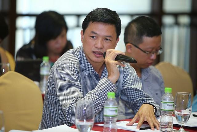 Ông Lưu Hoàng Long: Chủ tịch Hiệp hội doanh nghiệp điện tử Việt Nam