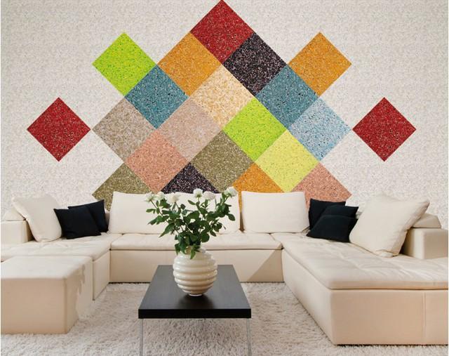 photo 7 1510397119293 - Trang trí nhà đẹp mê ly với loại sơn tường độc lạ