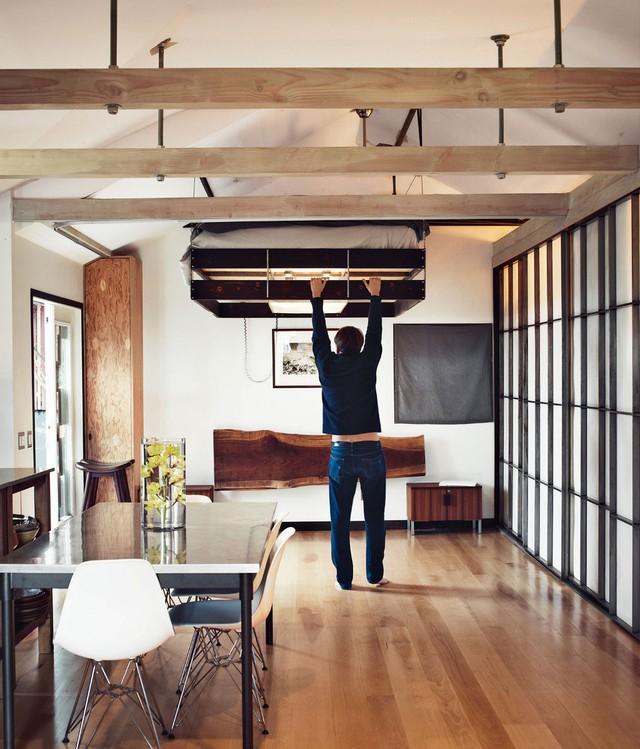 Khi cần sử dụng chỉ đơn giản với một thao tác là bạn đã có một phòng ngủ rộng thoáng và tiện nghi.