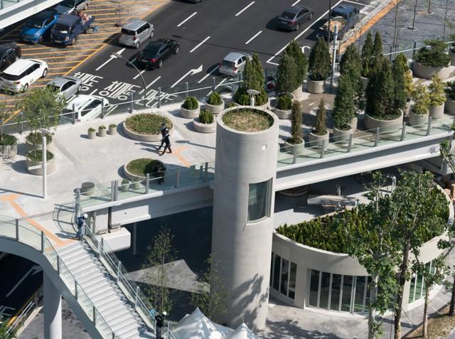 Dự án này được kỳ vọng sẽ có lại nguồn cảm hứng cho những dự án xanh khác của đô thị.