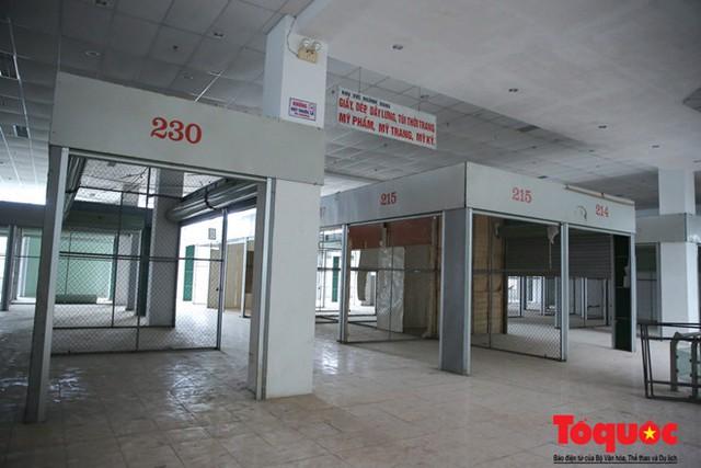 Cận cảnh trung tâm thương mại lớn nhất Lạng Sơn ế khách suốt 9 năm - Ảnh 9.