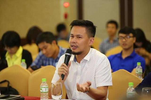 Ông Nguyễn Thanh Hưng, Giám đốc VTC Intecom