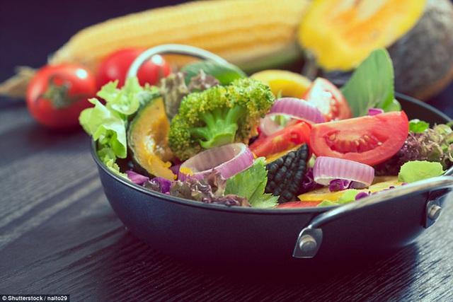 Tất cả thực phẩm phục vụ các công chúa hoàng tử đều phải là đồ có nguồn gốc hữu cơ.