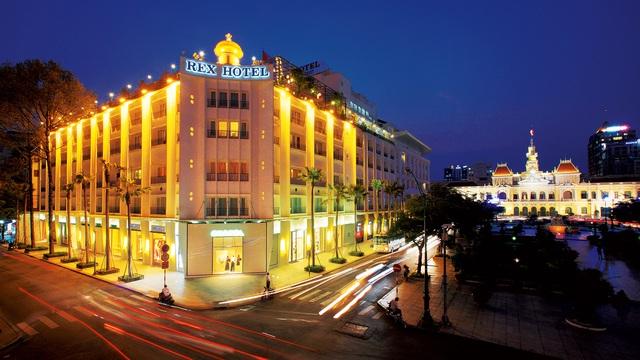 Saigontourist sở hữu một trong những khách sạn 5 sao lâu đời số 1 Sài Gòn.