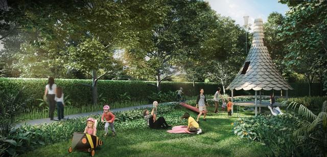 Kiến tạo không gian xanh là xu thế phát triển tất yếu của phân khúc