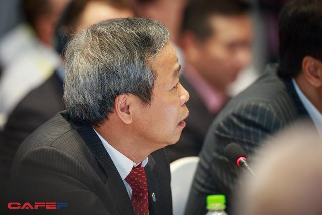 Chủ tịch HĐQT Tập đoàn Công nghệ CMC Nguyễn Trung Chính (Ảnh: Thành Đạt)