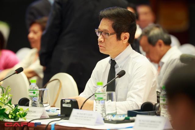 Trong diễn đàn lần này, ông Vũ Tiến Lộc – Chủ tịch VCCI tham gia nhưng không có dự kiến phát biểu.