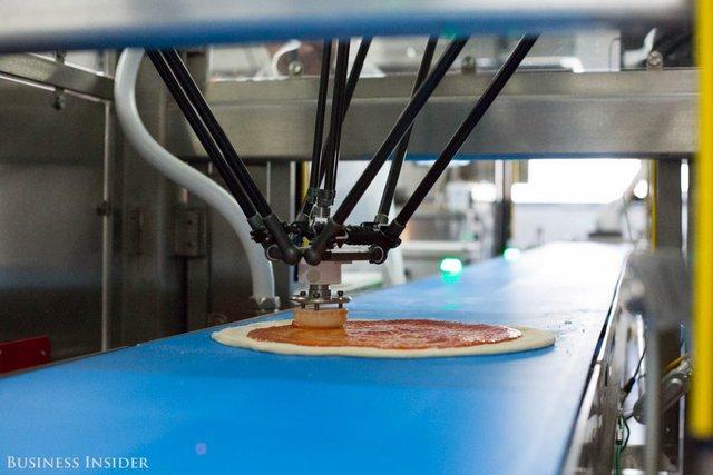 Được làm bởi robot, những chiếc pizza này sẽ là đối thủ đáng gờm của Dominos và Pizza Hut? - Ảnh 11.
