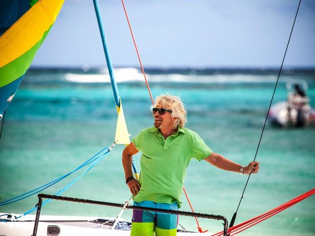 Hòn đảo rộng 72 mẫu này nằm ở Quần đảo Virgin, thuộc sở hữu của vị doanh nhân người Anh - Richard Branson.