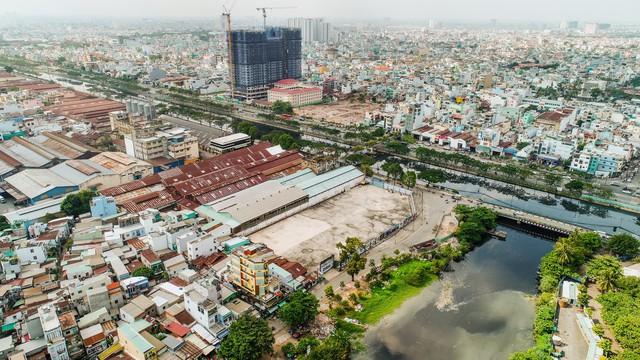 Bất động sản Tây Nam Sài Gòn hưởng lợi từ hệ thống hạ tầng giao thông mới - Ảnh 2.