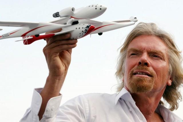 Bài học tiền bạc mà tỉ phú Branson nhận được từ một gã lái xe taxi: mục tiêu theo đuổi tiền bạc - Ảnh 1.