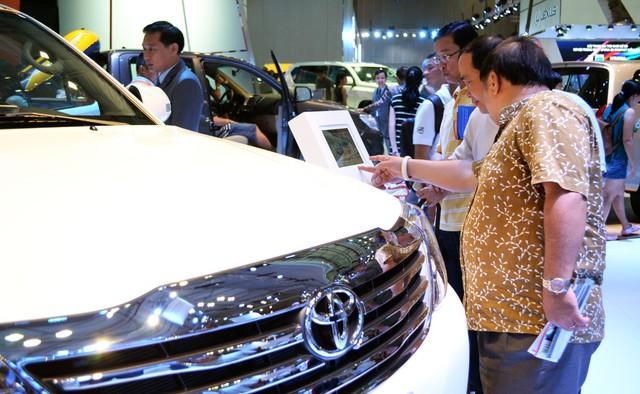 Nghịch cảnh thị trường ôtô đầu năm 2018 - Ảnh 1.