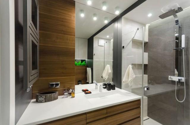 Nội thất căn hộ chung cư 43m2 được phối màu đẹp ngất ngây - Ảnh 12.