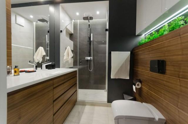 Nội thất căn hộ chung cư 43m2 được phối màu đẹp ngất ngây - Ảnh 9.