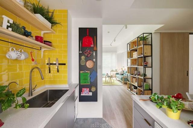 Căn hộ 63 m2 có 1 phòng ngủ ấm cúng - Ảnh 6.