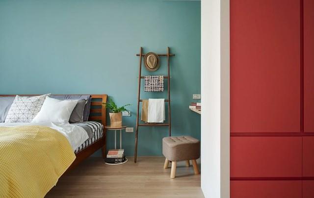 Căn hộ 63 m2 có một phòng ngủ ấm cúng - Ảnh 7.