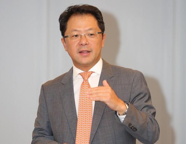 Ông Andy Ho: Thị trường đi xuống thời cơ mua vào - Ảnh 1.