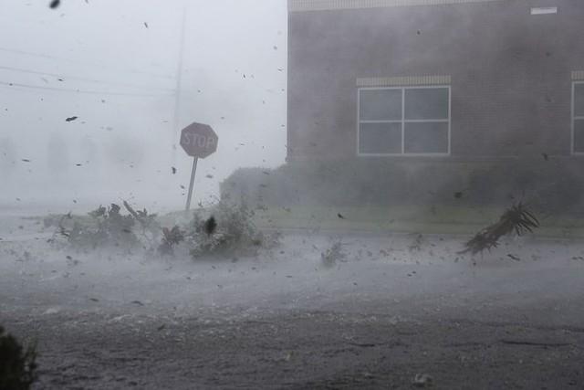 Siêu bão Michael đổ bộ vào Mỹ và Panama có sức tàn phá khủng khiếp - Ảnh 13.