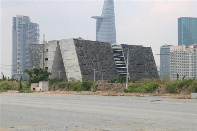 Soi khu đất chuẩn bị xây dựng nhà hát giao hưởng 1.500 tỷ đang gây tranh cãi - Ảnh 3.