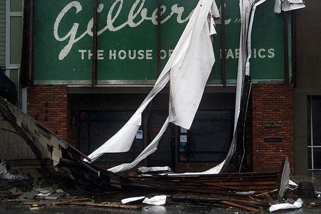 Siêu bão Michael đổ bộ vào Mỹ và Panama có sức tàn phá khủng khiếp - Ảnh 4.