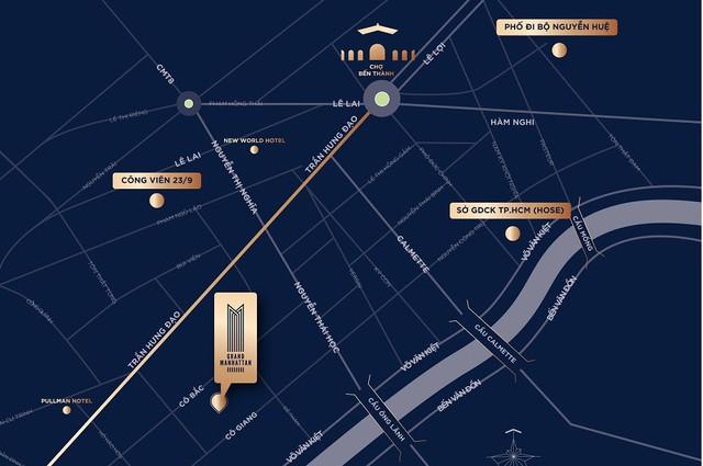 Novaland mở bán chính thức dự án căn hộ chung cư hạng sang từ 6.000 USD/m2 ở trọng điểm Quận 1 - Ảnh 1.