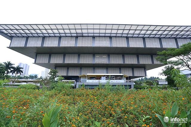 Công trình nghìn tỷ bị lãng quên giữa Thủ đô Hà Nội - Ảnh 1.