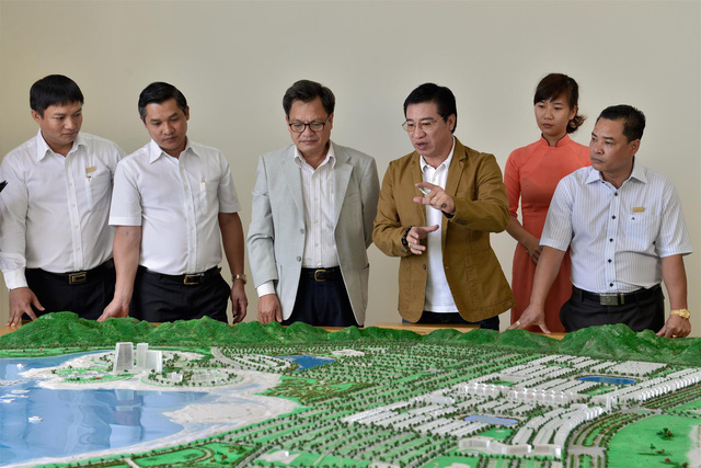 CEO Tập đoàn Hưng Thịnh: Là doanh nhân, có 2 chữ nhất định phải đặt lên địa điểm danh tiếng - Ảnh 1.