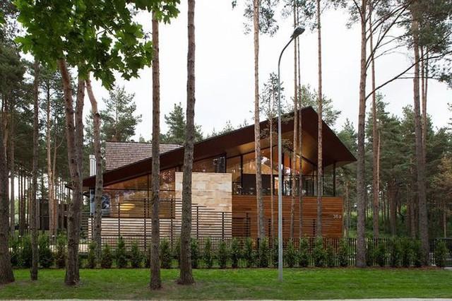 9 mẫu nhà mái thái đẹp ngất ngây, chi phí thấp - Ảnh 1.
