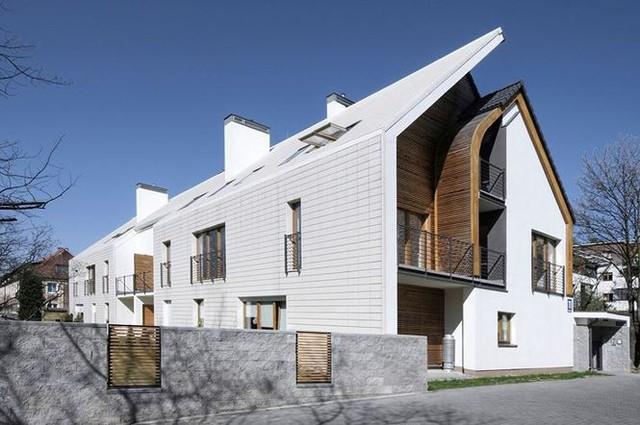 9 mẫu nhà mái thái đẹp ngất ngây, chi phí thấp - Ảnh 2.