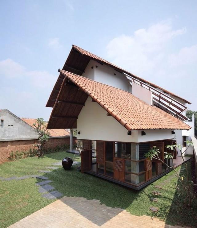 9 mẫu nhà mái thái đẹp ngất ngây, giá thành thấp - Ảnh 4.