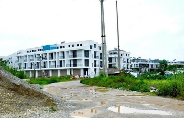 Cận cảnh Khu villa bị bêu nợ hàng trăm tỷ tiền thuế - Ảnh 4.