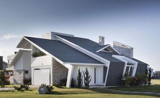 9 mẫu nhà mái thái đẹp ngất ngây, giá thành thấp - Ảnh 6.