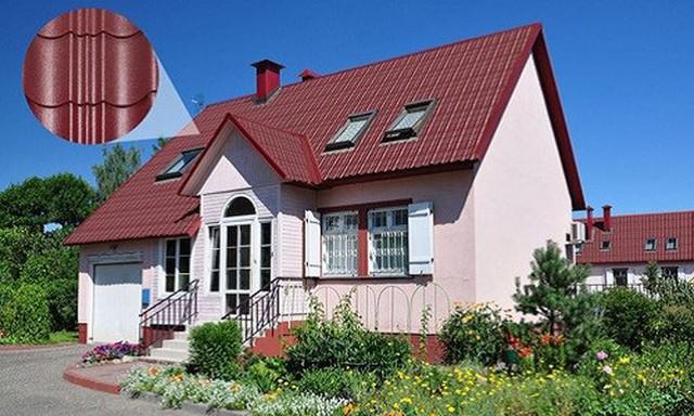 9 mẫu nhà mái thái đẹp ngất ngây, giá thành thấp - Ảnh 9.