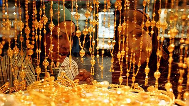Choáng ngợp trước chợ vàng lớn nhất thế giới ở Dubai - Ảnh 6.