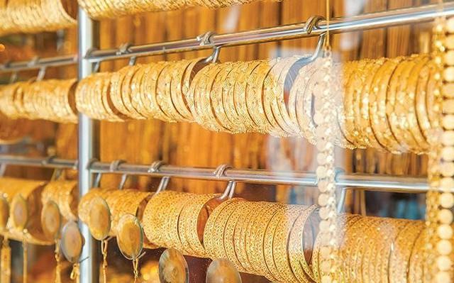 Choáng ngợp trước chợ vàng lớn nhất thế giới ở Dubai - Ảnh 10.